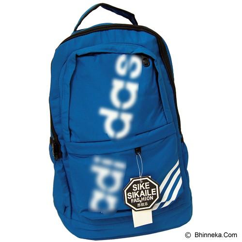 GO FITS Backpack [T1508] - Biru - Tas Punggung Sport/Backpack